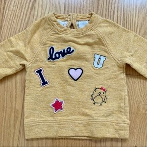 cute sweatshirt